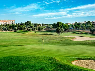 Alenda golf, campo de golf alenda