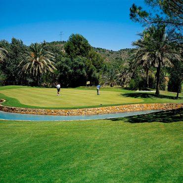 Mediterráneo-golf