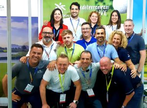 Internacional Golf Travel Market en Marrakech