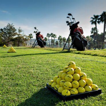 La Finca Golf Course Driving range 2