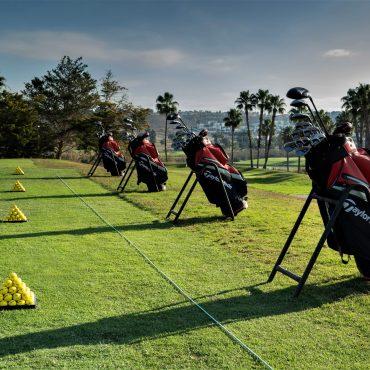 La Finca Golf Course Driving range