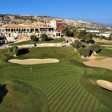 La Finca Golf Course Hole 18 4