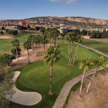 La Finca Golf Course Practice Facilities