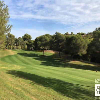 Las Ramblas Golf Course Hole 2